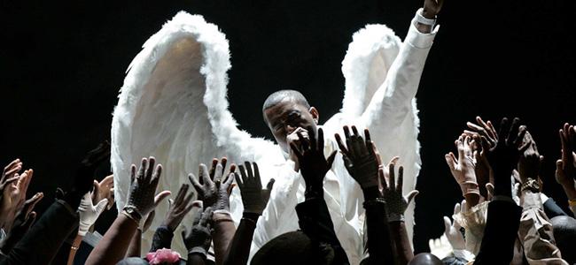 Kanye West ya es Dios