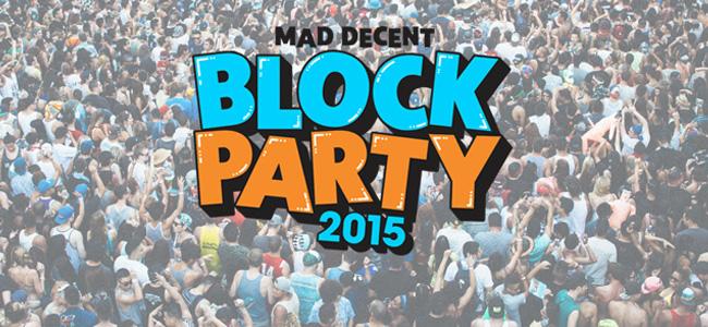 Mad Decent anuncia el line-up de su Block Party