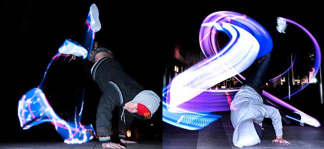 Bailar será diferente con las zapatillas Orphe