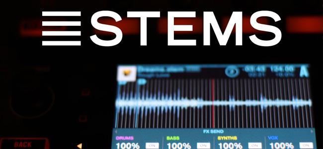 Stems: el nuevo formato de audio de Native Instruments