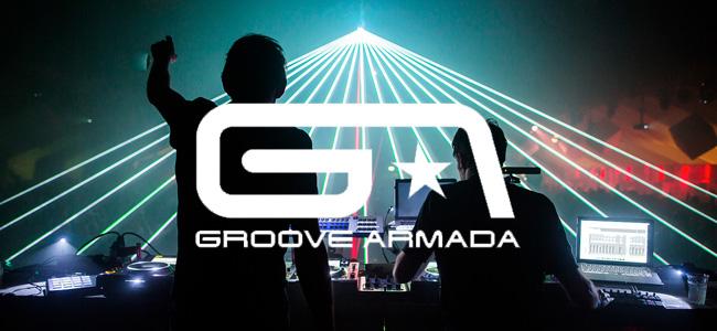 "Groove Armada anuncia nuevo EP ""House With Me"""