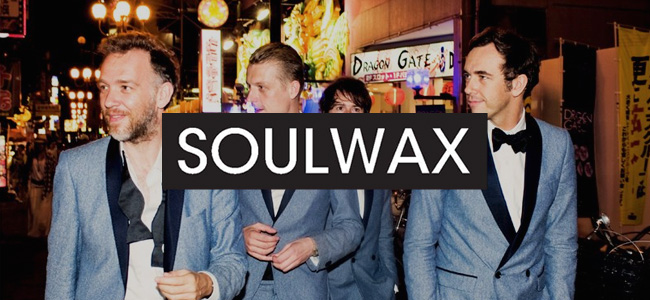 "Soulwax anuncia nuevo disco ""From Deewee"""