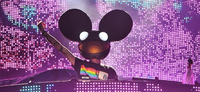 """deadmau5 avanza su remix a la canción de Noisia """"Collider"""""""