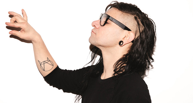 Apple ficha a Skrillex