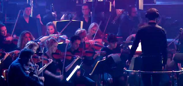 Canciones de Daft Punk, Fatboy Slim, Moby… interpretadas por una orquesta