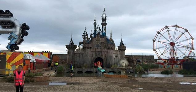 Dismaland: el parque temático de Banksy