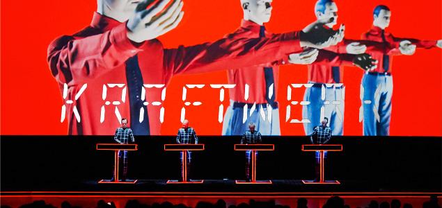 """Kraftwerk publicará álbum en """"3D"""""""