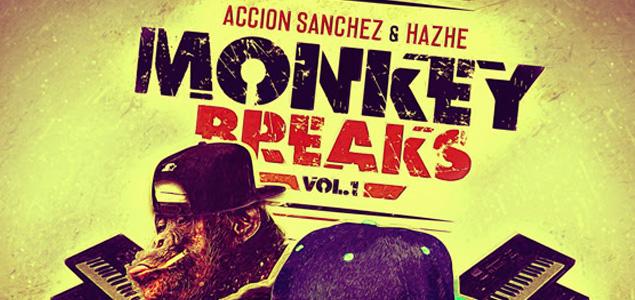 """""""Monkey Breaks"""": vinilo de batalla para los amantes del scratch"""