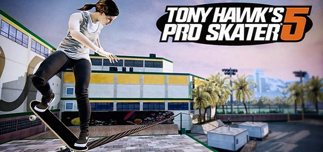 Tony Hawk's Pro Skater 5 desvela su soundtrack