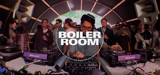 Lo mejor de Boiler Room en Dekmantel Festival 2015