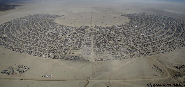 Burning Man 2015 en imágenes