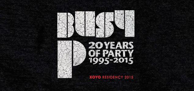 Espectacular programación para el 20 aniversario de XOYO
