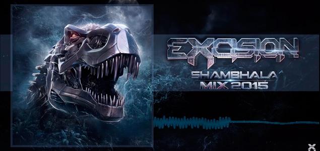 Excision – Shambhala 2015 Mix