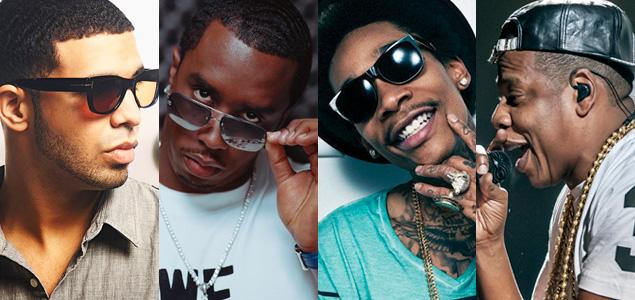Hip Hop Cash Kings 2015: Artistas de Rap Mejor Pagados