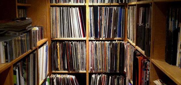 La colección de vinilos del DJ residente de The Haçienda en venta