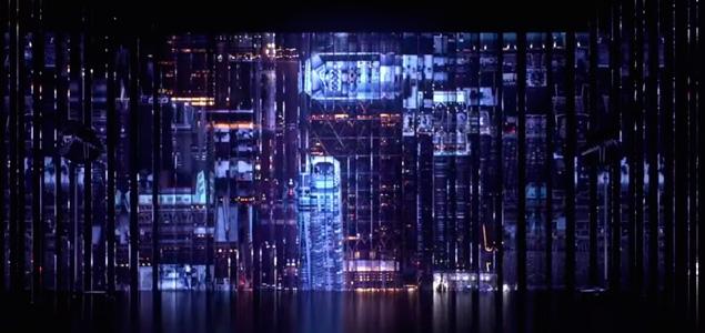 "El laberinto visual de Hudson Mohawke ""System"""