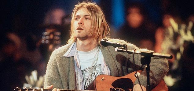 """Versión inédita de """"Sappy"""" de Kurt Cobain"""