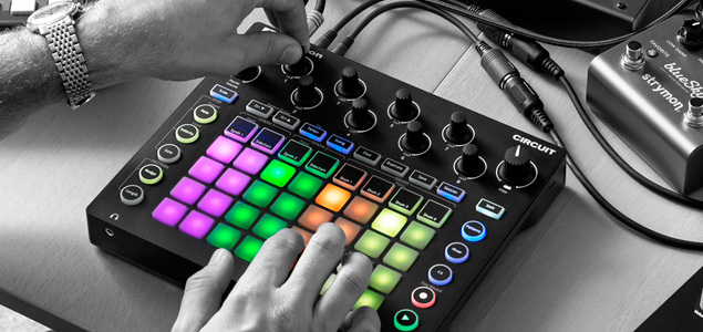 Nueva groovebox Novation Circuit