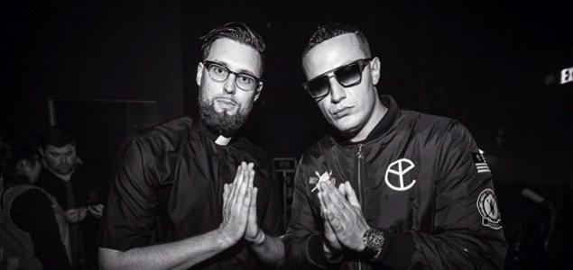 DJ Snake y Tchami sufren un accidente de coche