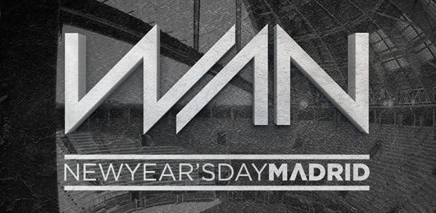 WAN: Año Nuevo en Madrid a ritmo de electrónica