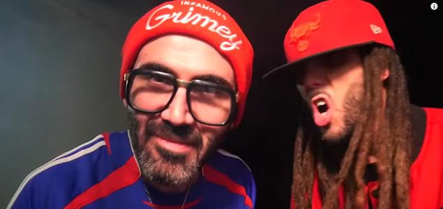 """IKKI & Fyahbwoy estrenan vídeo """"Delitos En Tu Cuerpo"""""""