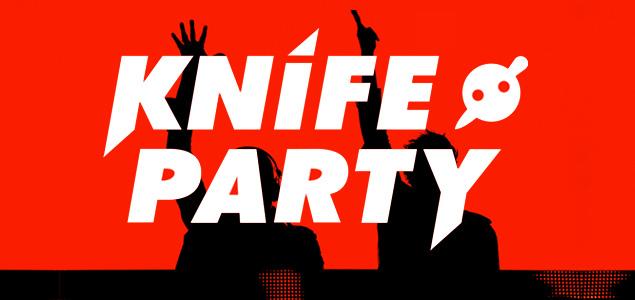 Knife Party pone fecha a su regreso