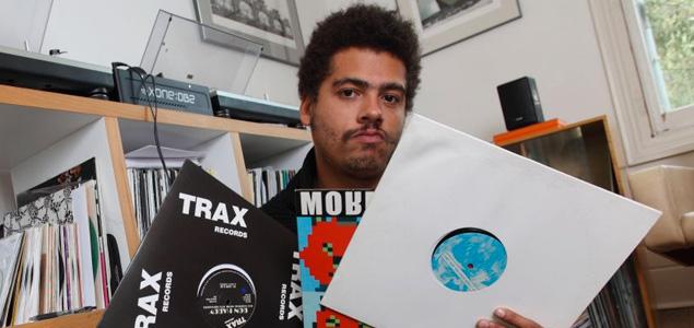 Seth Troxler compra los 4.500 vinilos del DJ de Haçienda