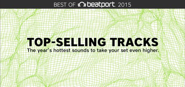 Lo más vendido en Beatport en 2015