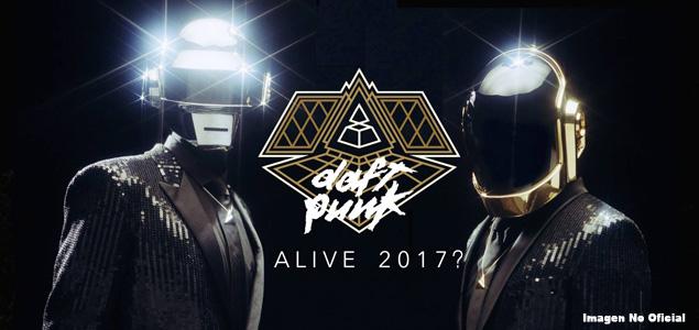 "Daft Punk ""Alive 2017"" … ¿una utopía?"