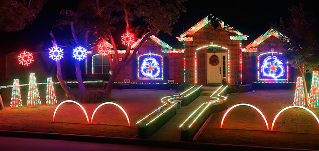 Dubstep Xmas House 2015