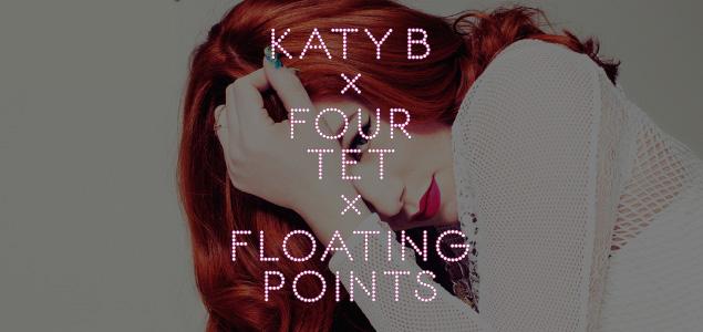 "Four Tet & Floating Points producen a Katy B en ""Calm Down"""