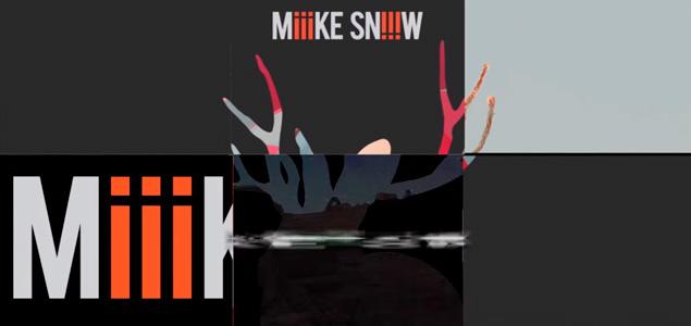 """Nueva canción de Miike Snow """"Genghis Khan"""""""