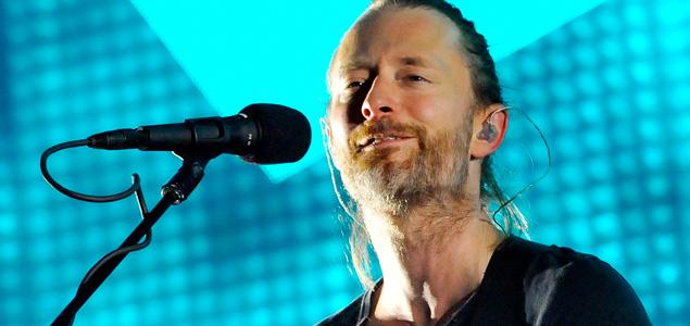 """Nueva canción de Radiohead """"Spectre"""""""