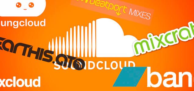 6 alternativas a Soundcloud