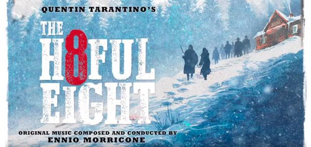"Quentin Tarantino desvela el ""opening theme"" de The Hateful Eight"