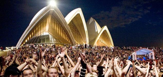Peligran los festivales en Australia