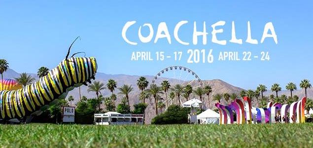 Coachella 2016 comparte su cartel completo
