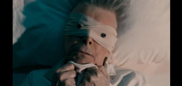 """David Bowie estrena vídeo de """"Lazarus"""""""