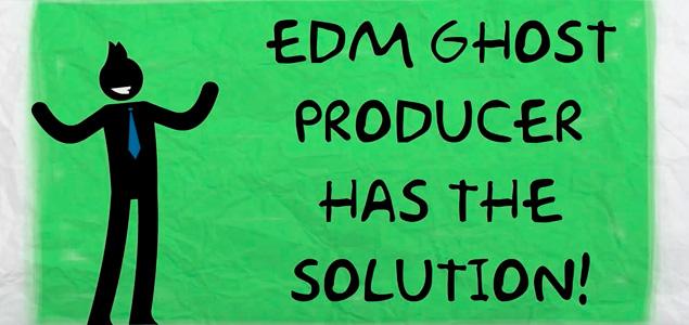 """Contratar a un """"EDM Ghost Producer"""" es más fácil que nunca"""