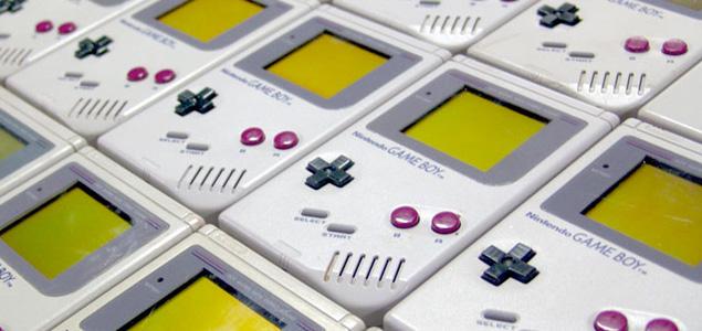Un disco creado con una Game Boy