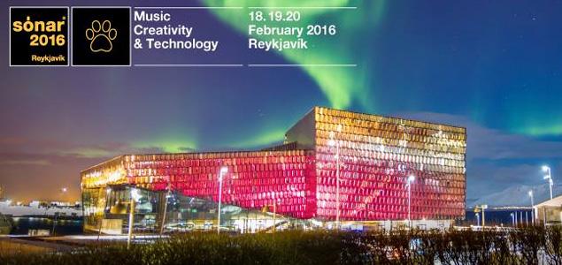 Sónar Festival completa el cartel de su edición de Reykjavík 2016