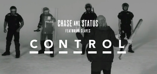 """Chase & Status regresan con """"Control"""""""