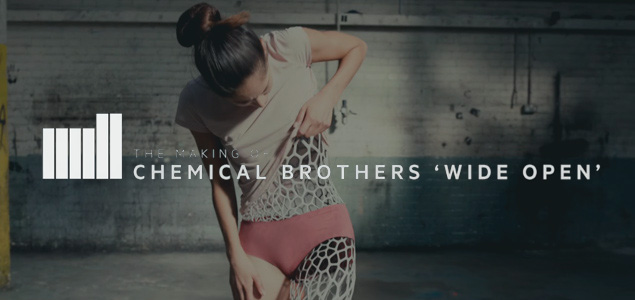 "Cómo se hizo el vídeo de The Chemical Brothers & Beck ""Wide Open"""