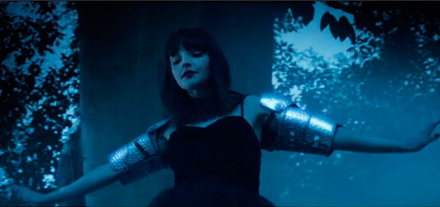 "Nuevo vídeo de CHVRCHES ""Clearest Blue"""