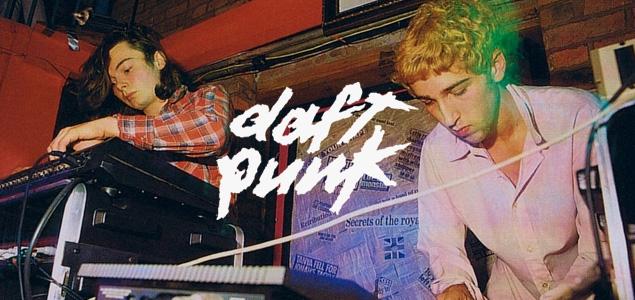Galería de fotos de Daft Punk sin cascos