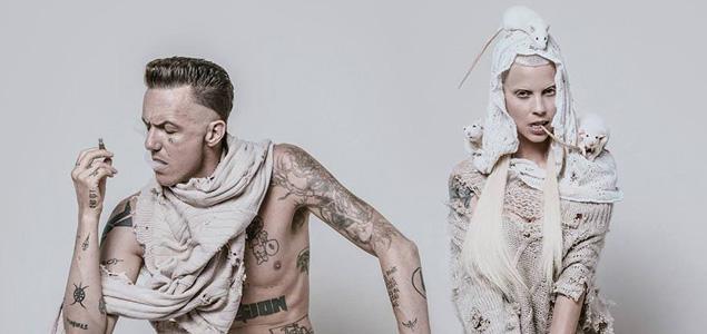 """Die Antwoord lanza su nueva mixtape """"Suck On This"""""""