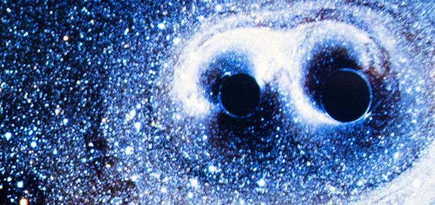 El sonido de las ondas gravitacionales
