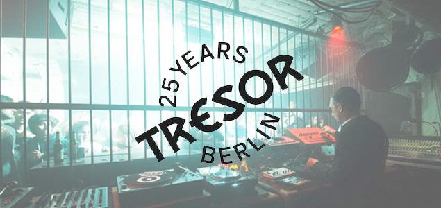 Tresor celebra su 25º aniversario con un festival