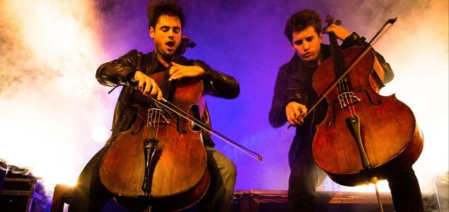 2Cellos, la modernización del violonchelo