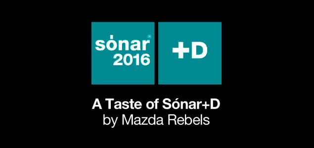"Sónar Festival anuncia el ciclo ""A Taste Of Sónar+D"""